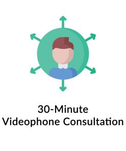 30-Minute Videophone Consultation
