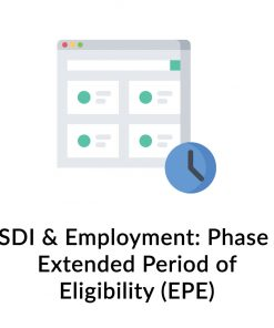SSDI & Employment: Phase 2 Extended Period of Eligibility (EPE)