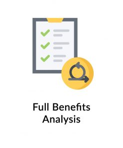 Full Benefits Analysis