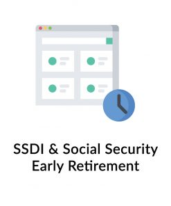 SSDI & Social Security Early Retirement